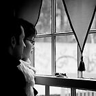 Lookout by the window by Alex Khun