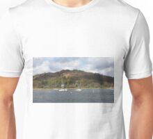 Boats Lake Windermere Unisex T-Shirt