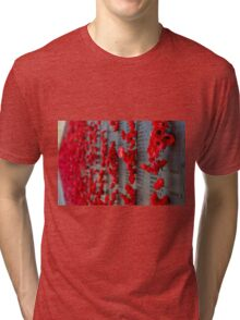 Lest We Forget Tri-blend T-Shirt