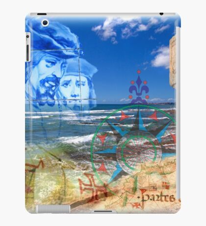 The Navigators iPad Case/Skin
