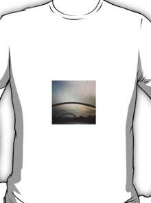Bridge Views Newcastle Upon Tyne T-Shirt