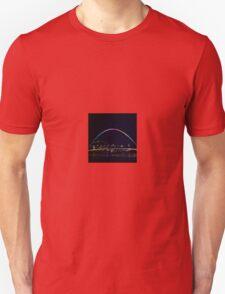 Millenium Bridge Night Sky Unisex T-Shirt