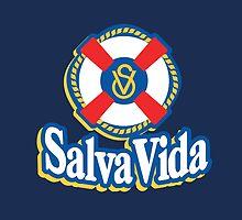 Salva Vida Cerveza - Beautiful Central American Beer of Honduras by Tee Dunk