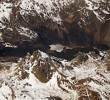Pyrenees Peaks, Spain by Kasia-D