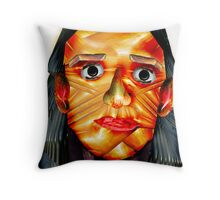 Estonian Friend I May Never Meet Throw Pillow