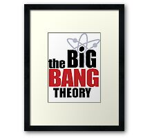 The Big Bang Theory Framed Print