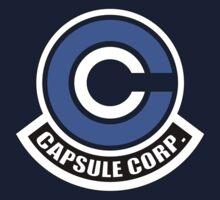 Capsule Corp. Logo by VashCrow