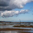 Tide Out on Causeway by Stormswept