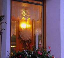 A pretty window by sstarlightss