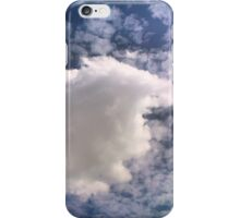 Fluffy Clouds iPhone Case/Skin