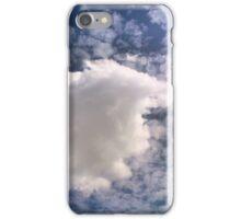 Fluffy Clouds iPhone Case/Skin