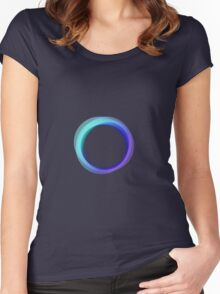 Spyral Women's Fitted Scoop T-Shirt