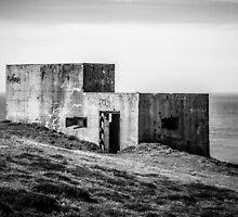 WWII M2 Observation Bunker by tracesofwar