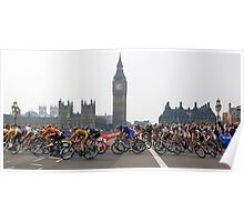 LONDON, TOUR OF BRITAIN Poster