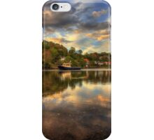 North Queensferry Sunset iPhone Case/Skin