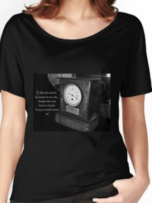 The Lateness of Love Women's Relaxed Fit T-Shirt