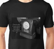 The Lateness of Love Unisex T-Shirt