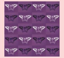 Purple Fantasy Baby Tee