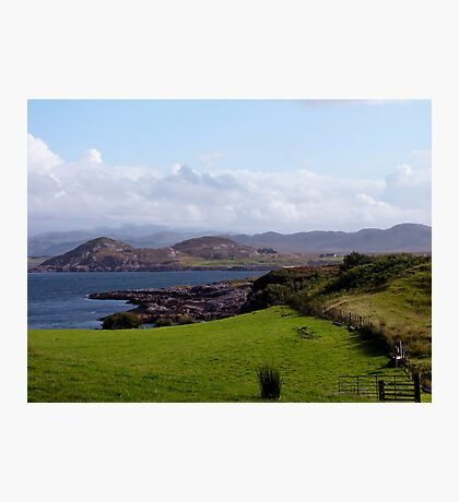 Highlands View Photographic Print