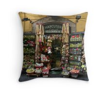 Naples Throw Pillow