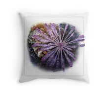 FEATHER STAR 2 Throw Pillow