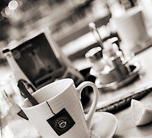First autumn tea~ by Tjasa  Gruden