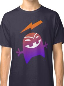 """ Bolt ""  orange purple Classic T-Shirt"
