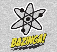 Bazinga Theory! T-Shirt