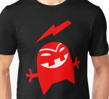 """ Bolt "" red Unisex T-Shirt"