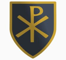 Christian shield - coat of arms by BrewMasterMD