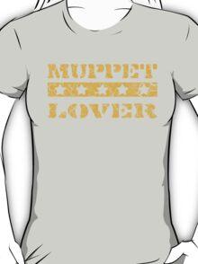 Muppet lover (orange) T-Shirt