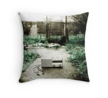 The Voice Unheard Throw Pillow