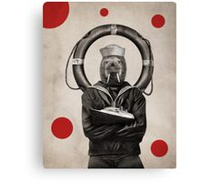 Anthropomorphic N°16 Canvas Print