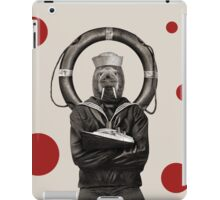 Anthropomorphic N°16 iPad Case/Skin