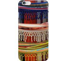 Colorful Handmade Hammocks iPhone Case/Skin