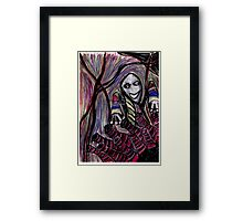 Anfibulai (mood player) Framed Print
