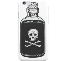 Poison  Bottle iPhone Case/Skin