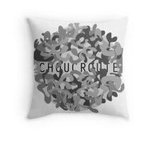 Choucroute Brain Mutilation Fear Throw Pillow