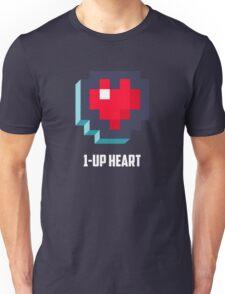 1-UP HEART Unisex T-Shirt