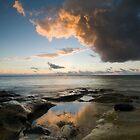 Sunset Fiji by Michael Treloar