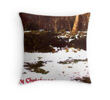 St Andrews Gardens Throw Pillow