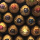 A world of colour by Graham Ettridge