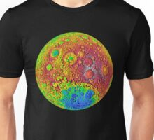 NASA Dark Side of the Moon Unisex T-Shirt