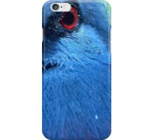 Blue Winged Perfection iPhone Case/Skin