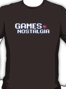 GamesNostalgia T-Shirt