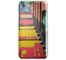 Pop Art Collage / Mixed Media iPhone Case/Skin