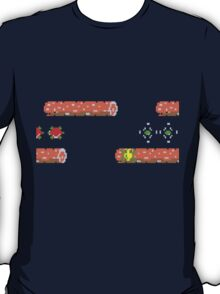 Classic 80's arcade games: Frogger T-Shirt