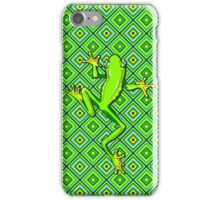 tree-frog iPhone Case/Skin