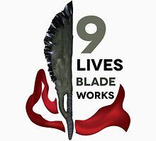 Nine Lives Blade Works Men's Baseball ¾ T-Shirt