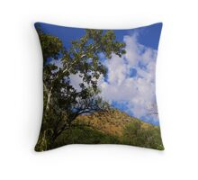 Arizona Sycamore Throw Pillow
